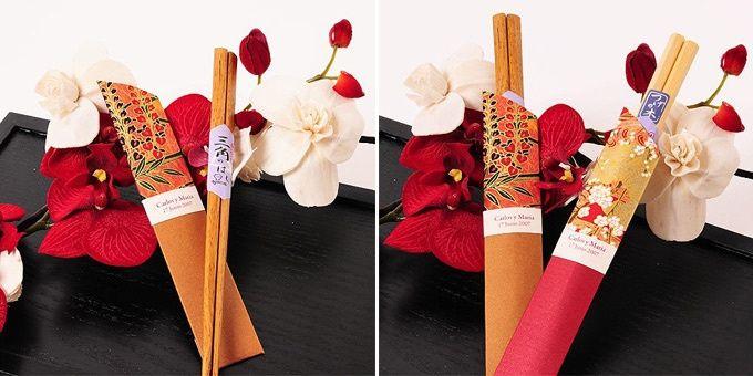 Idées déco #34 pour un mariage sur le thème du japon - 3