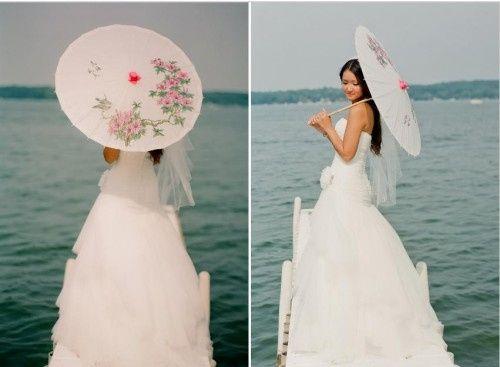 Idées déco #34 pour un mariage sur le thème du japon - 9
