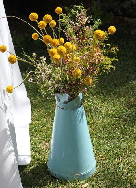 Idées déco #35 pour décorer avec des vieux pots de lait - 4