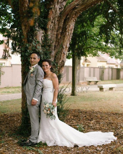 Mariés le 28 août ! - 2