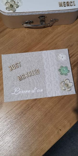 Urne mariage 14 Août 2020 2