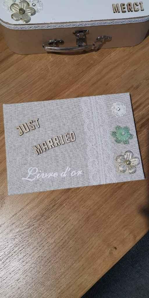 Urne mariage 14 Août 2020 - 1
