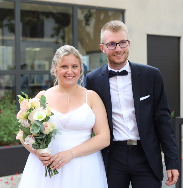 Enfin mariés ! 2