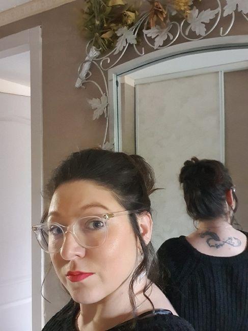 1Er essai coiffure 1