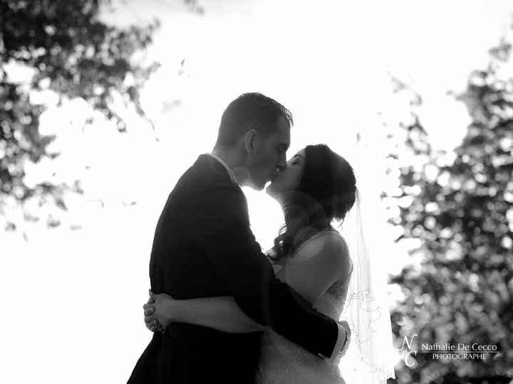 Notre mariage le 22 juillet - 1