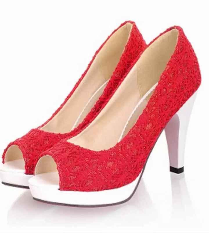 Quelles Chaussures ... 👠 - 1