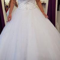 Essayage robe de mariée - 1