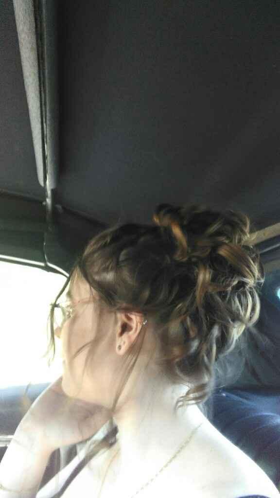 Test de coiffure - 1