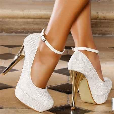 mes chaussures pour le jour J...