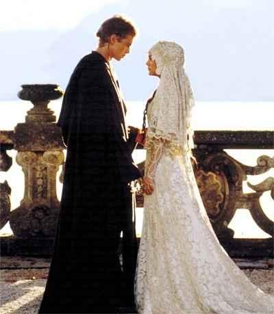 mariage Star Wars