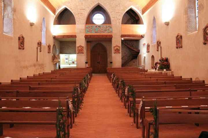 l'église de Cessy