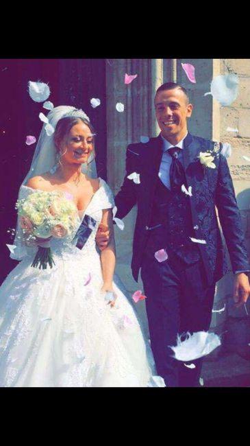 Ca y est nous sommes mariés 💍👰🏼🤵🏻 - 4
