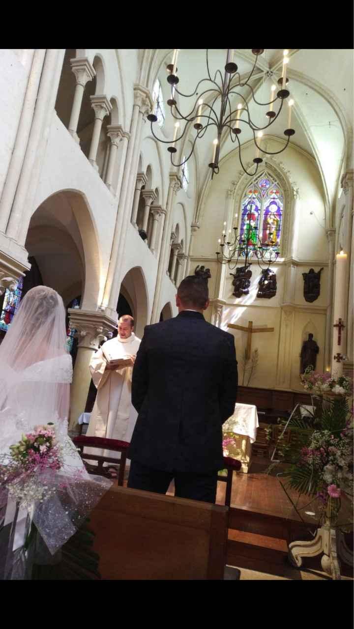 Ca y est nous sommes mariés 💍👰🏼🤵🏻 - 7