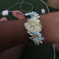 Bracelet Fleur ou Corsage - 1