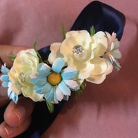 Bracelet Fleur ou Corsage - 2