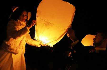 les lanternes thai