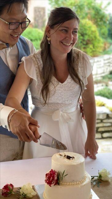 Mariés du 29 août 💙 1