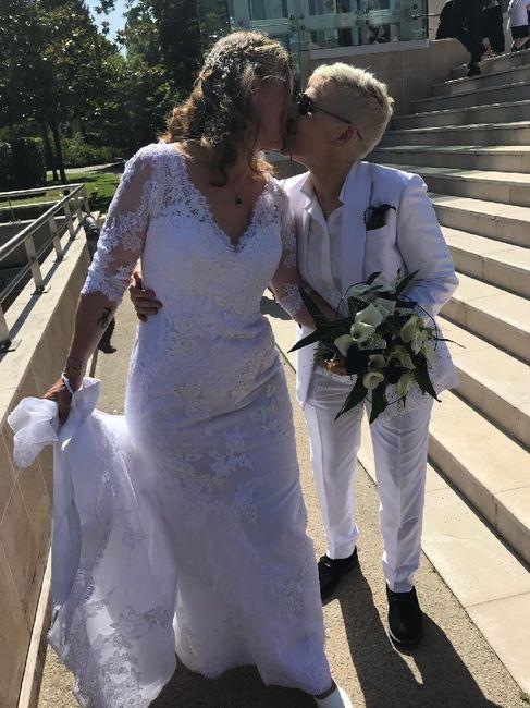 Voilà le wedding day est passe - 2