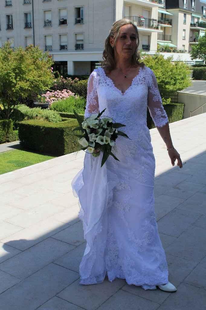 Voilà le wedding day est passe - 4