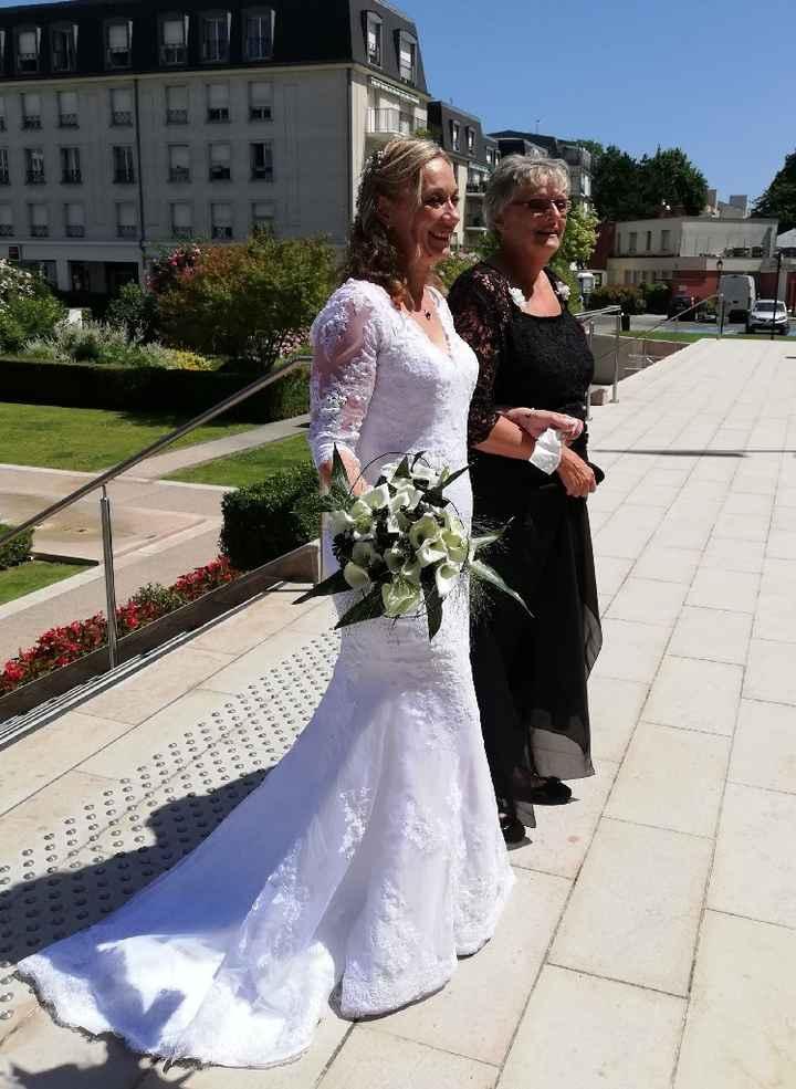 Voilà le wedding day est passe - 5