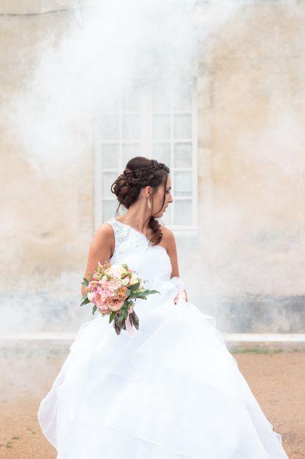 Photos bouquets de mariée et tarif 14