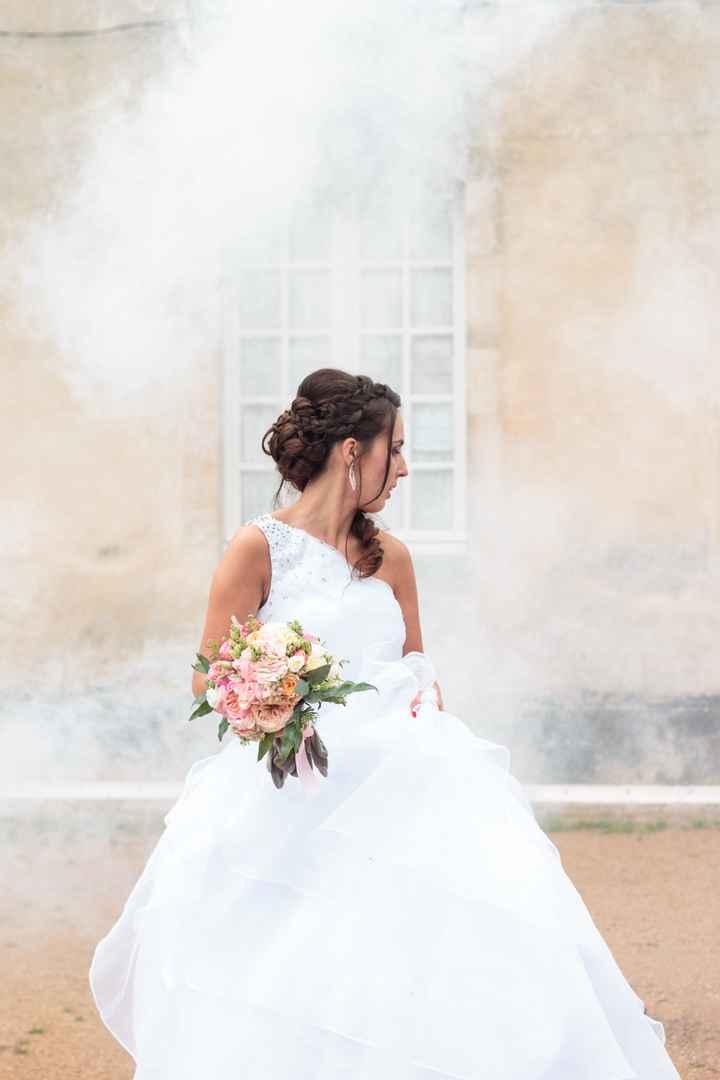 Photos bouquets de mariée et tarif - 1