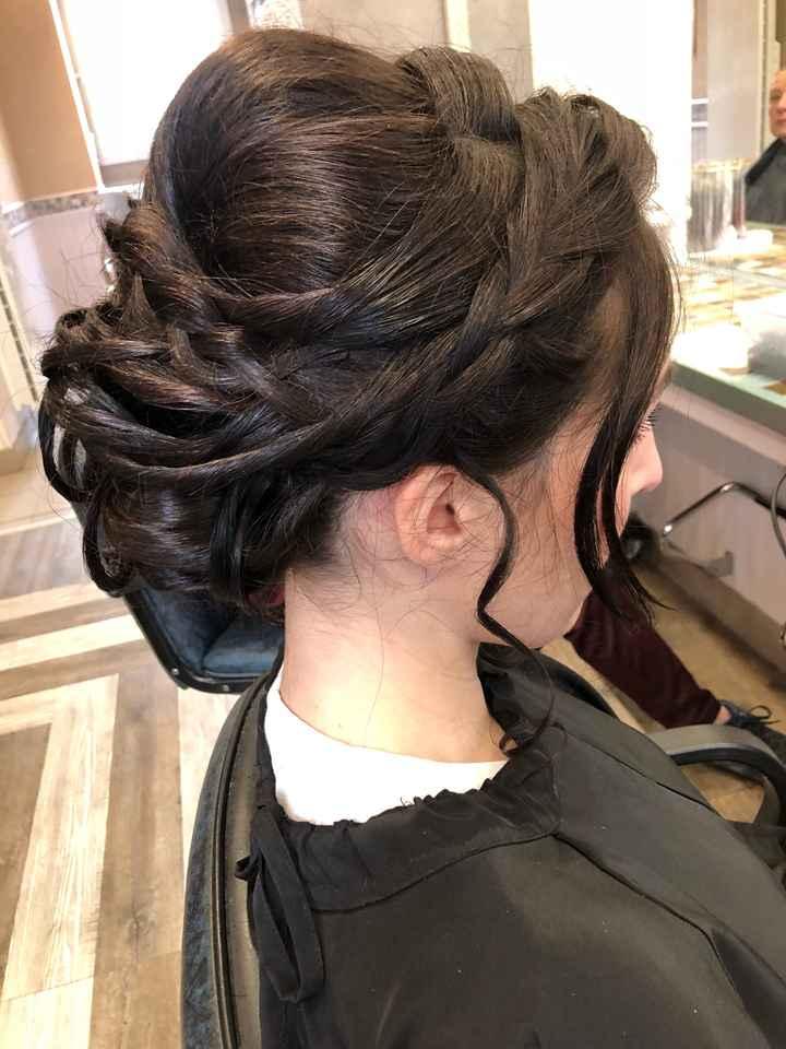 Montrez moi vos coiffures svp - 1