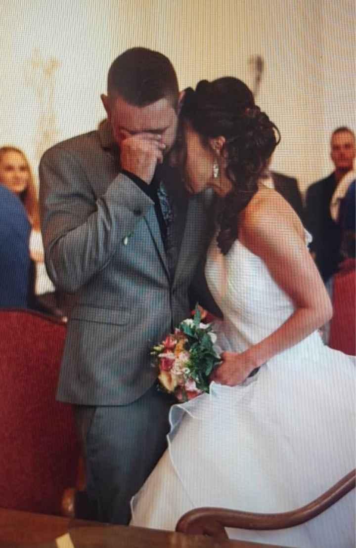 Réaction du marié - 1