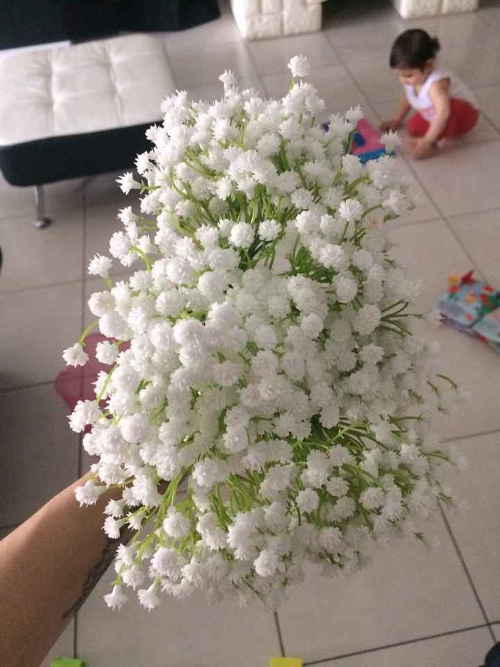 Fleurs artificielles ou pas?! - 2