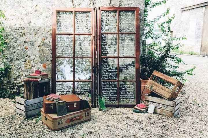 Fenêtre menu