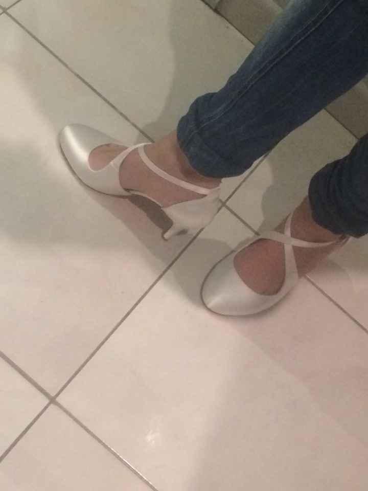 Mes chaussures sont arrivées! - 1