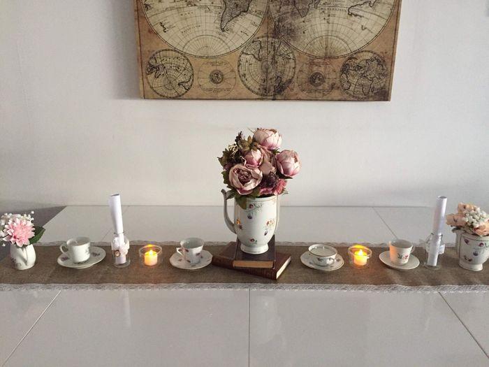 Table vintage - 1