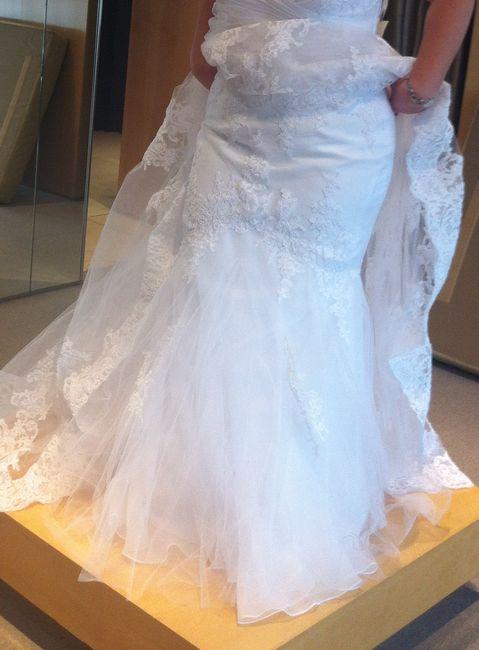 Dessous de ma robe
