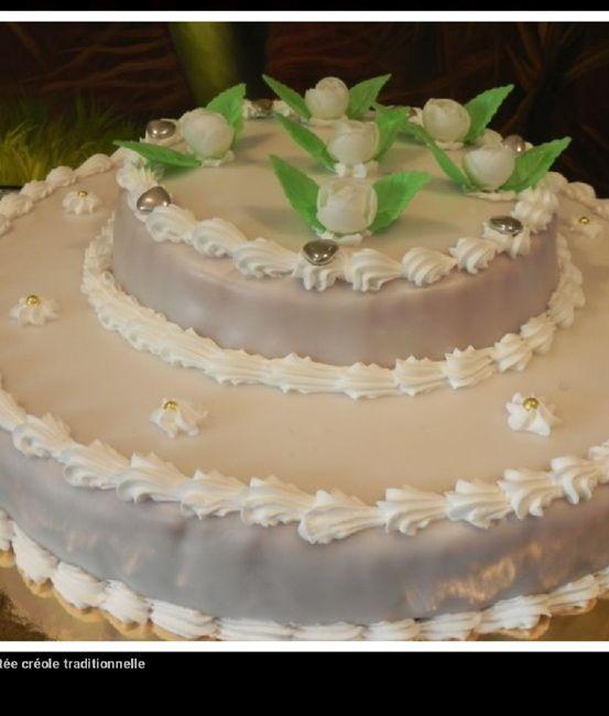 Avec ou sans...Wedding cake ! 🍰 - 1