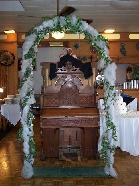 Id e d coration arche pour c r monie la que d coration forum - Decoration arche mariage ...