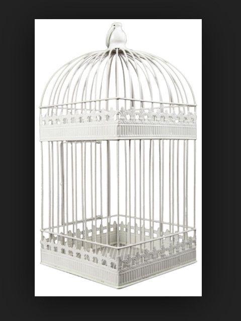 Cage oiseaux pour urne