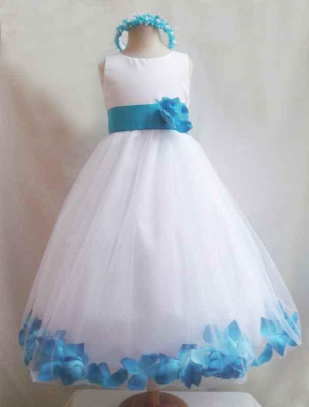 Idée de robe pour mes nièces