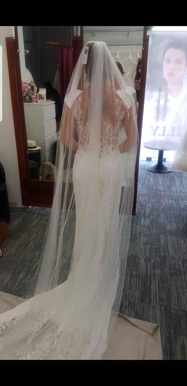 Essayage robe de mariée 3