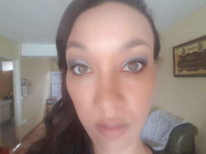 Essai Maquillage coiffure - 5