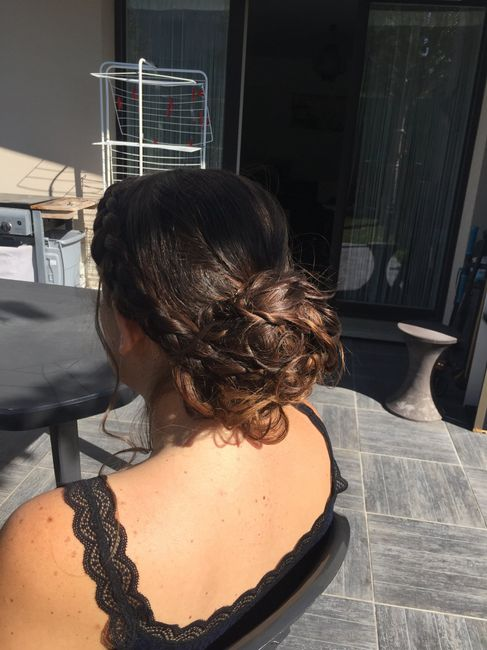 1Er essai coiffure 2