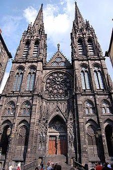 Cathédrale clermont
