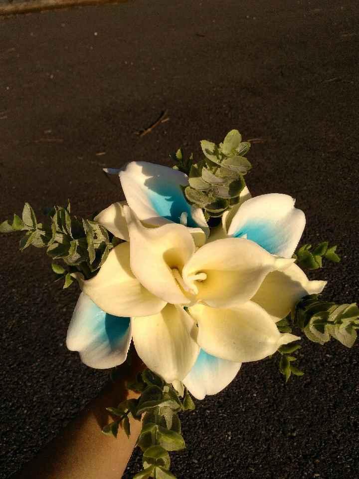 Toujours dilemne du bouquet ! - 1