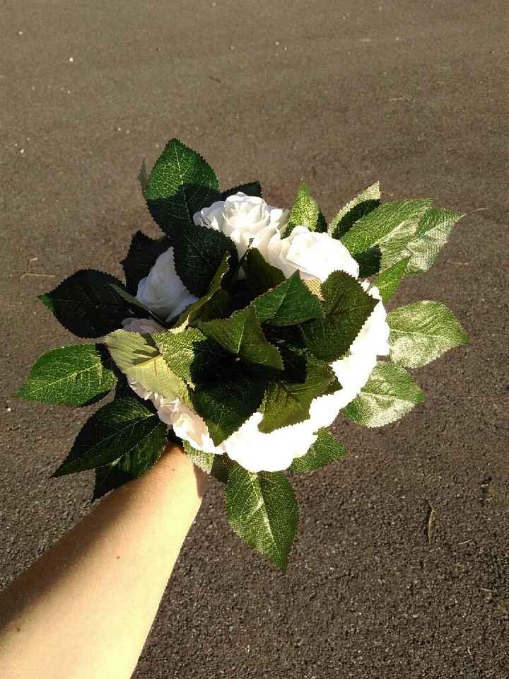 Toujours dilemne du bouquet ! - 2