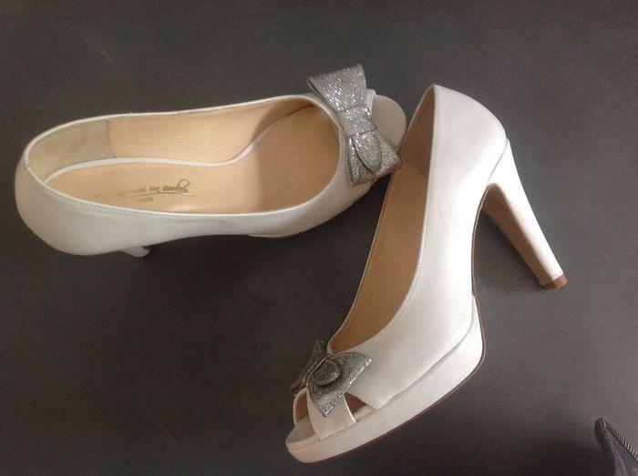 Mes chaussures - Dessine moi un soulier