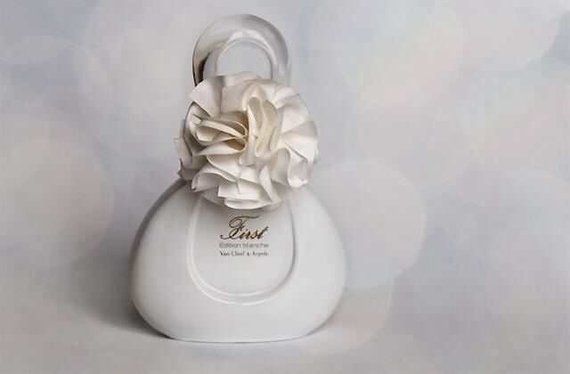 First - édition Blanche - mon parfum