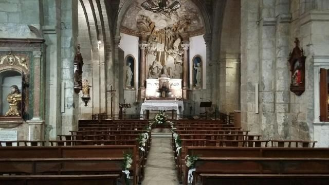 Eglise Notre Dame de Nazareth (Trets)