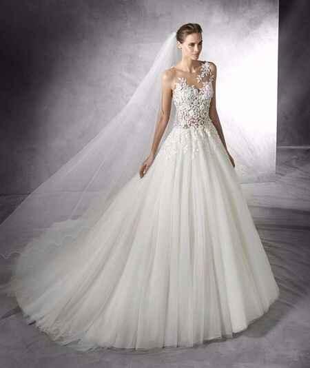 Jai dessiné ma robe de mariée - 1