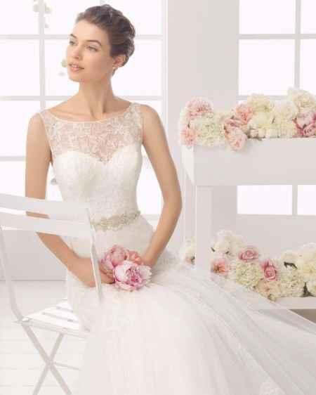 Jai dessiné ma robe de mariée - 3