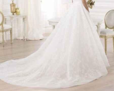 Jai dessiné ma robe de mariée - 5