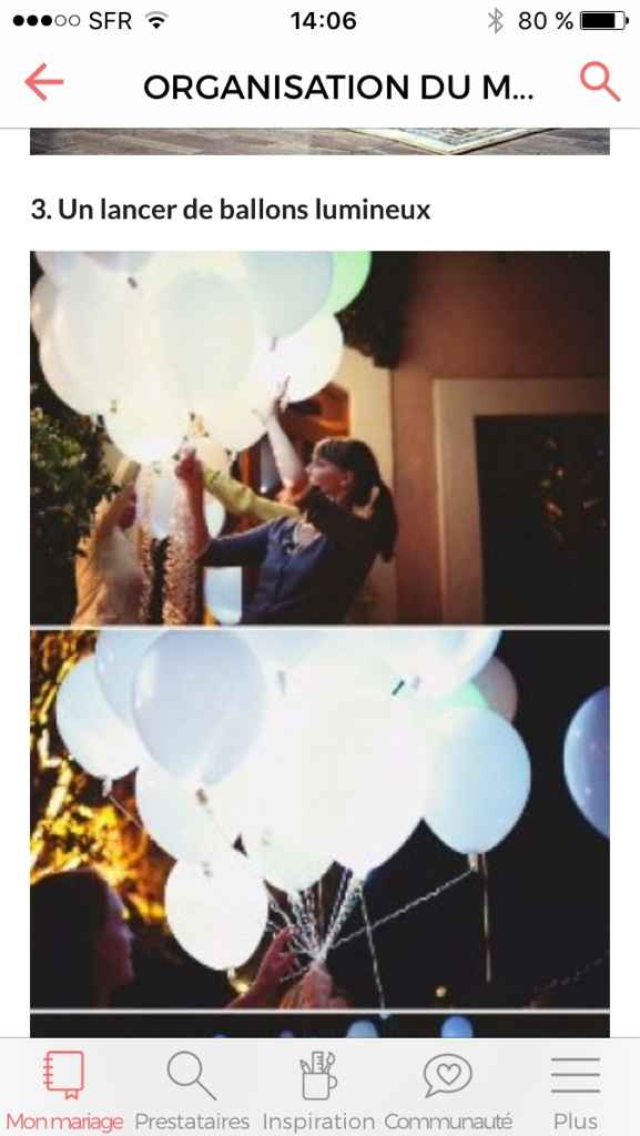 Le genie de la lampe; mon mariage - 6
